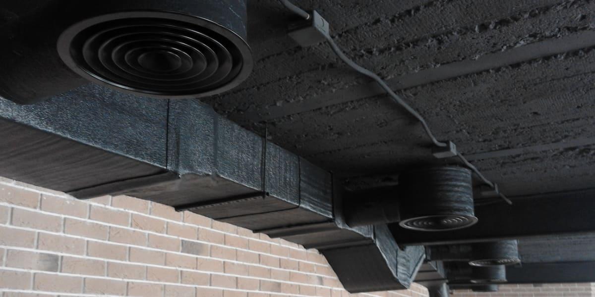Монтаж вентиляції в ресторані під ключ